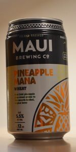 Pineapple Mana Wheat