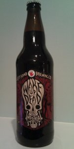Wake Up Dead - Barrel-Aged