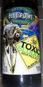 Toxic Sludge Black IPA