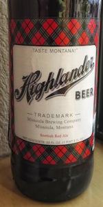 Highlander Premium Beer