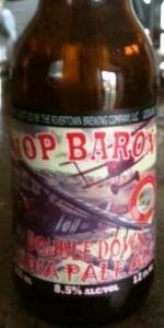 Hop Baron Double Down IPA
