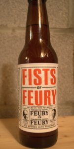 Fists Of Feury
