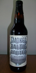 Smoked Baltic Porter
