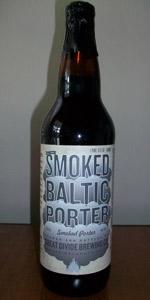 Smoked Baltic Porter