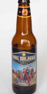 Dog Soldier Golden Ale
