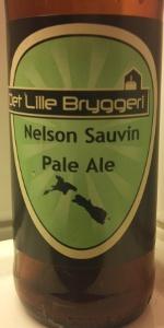 Nelson Sauvin Pale Ale
