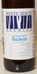 White Birch Oak Senex Torva Saison