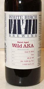 White Birch Barrel Aged Wild AKA