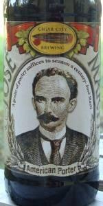 José Martí American Porter