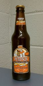 Cottonwood Pumpkin Spiced Ale