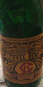 Lindemans Gueuze Cuvée René