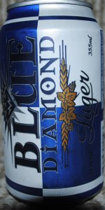 Blue Diamond Lager