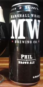 Phil Brown Ale
