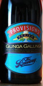 Provisions Series: Gunga Galunga