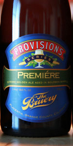 Provisions Series: Premiére