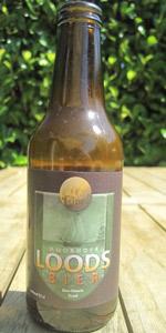Hoornder Loods Bier (Zeeschuimer)