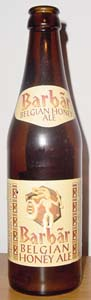 Barbãr (Belgian Honey Ale)