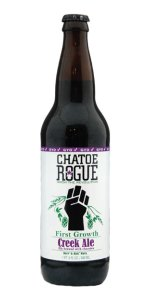 Chatoe Rogue First Growth Creek Ale
