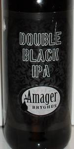 Double Black IPA