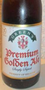 Green's Golden Ale