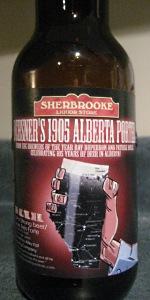 Sherbrooke Ochsner's 1905 Alberta Porter