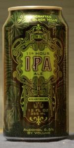 11th Hour IPA