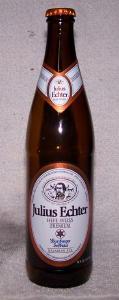Julius Echter Hefe-Weissbier Hell