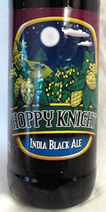 Twisted Pine Hoppy Knight India Black Ale
