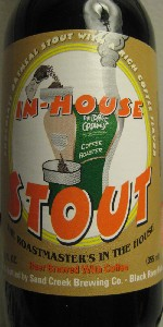 Coffee Grounds In-House Stout