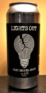 Lights Out Stout