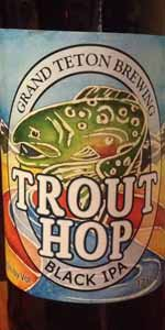 Trout Hop Black IPA