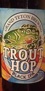 Trout Hop Black IPA