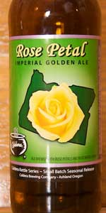 Rose Petal Imperial Golden Ale