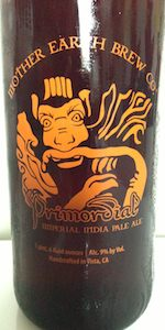 Primordial Imperial IPA