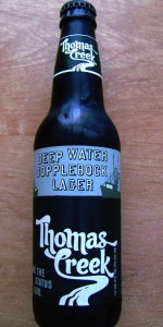 Thomas Creek Deep Water Dopplebock