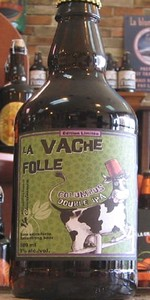 La Vache Folle Double IPA - Columbus