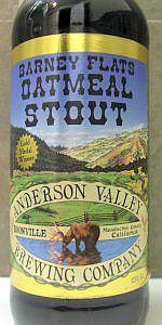 Barney Flats Oatmeal Stout