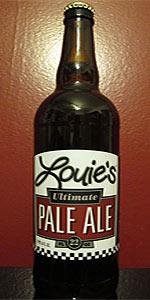 Louie's Ultimate Pale Ale