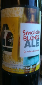 Smokin' Blonde Ale