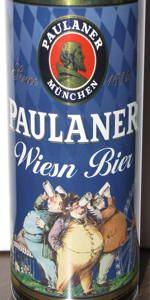 Paulaner Oktoberfest Wiesn