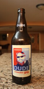 Dude Double IPA