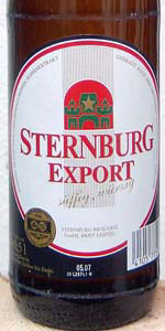 Sternburg Export