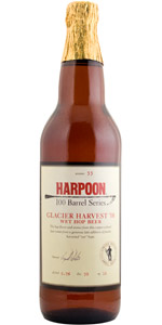 Harpoon 100 Barrel Series #33 - Glacier Harvest '10 Wet Hop Beer