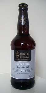 Duchy Originals Organic Old Ruby Ale 1905