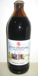 Little Creatures Oatmeal Stout