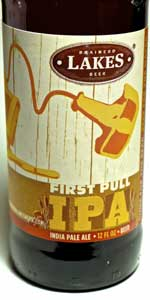 First Pull IPA