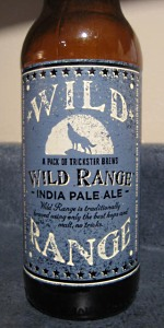 Wild Range India Pale Ale