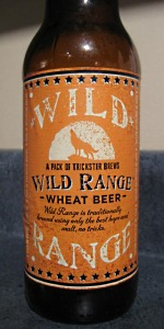 Wild Range Wheat Beer