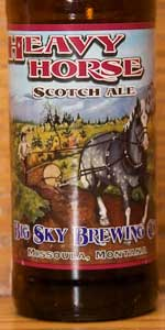 Stone Thrower Scotch Ale