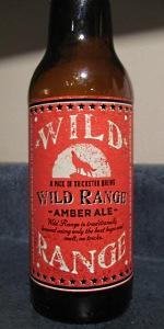 Wild Range Amber Ale